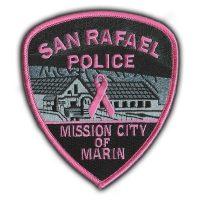 San Rafael Pink Patch